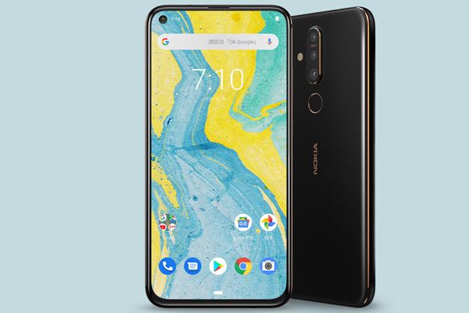 Xuất hiện Nokia X71 với 3 camera sau, đẹp lịch lãm - 3