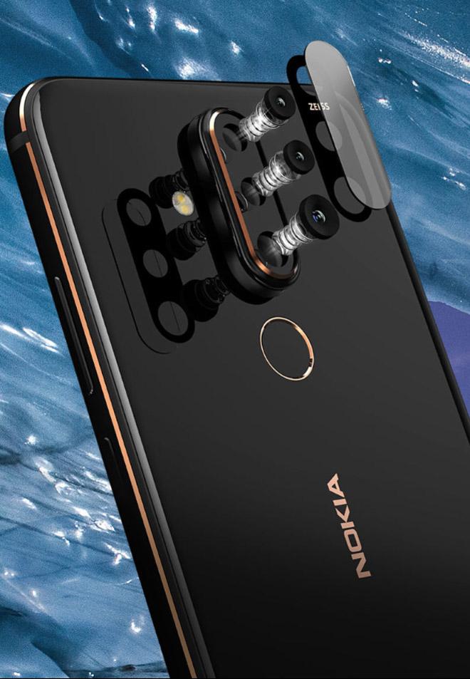 Xuất hiện Nokia X71 với 3 camera sau, đẹp lịch lãm - 2
