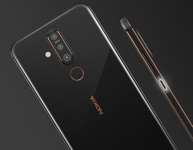 Xuất hiện Nokia X71 với 3 camera sau, đẹp lịch lãm - 5