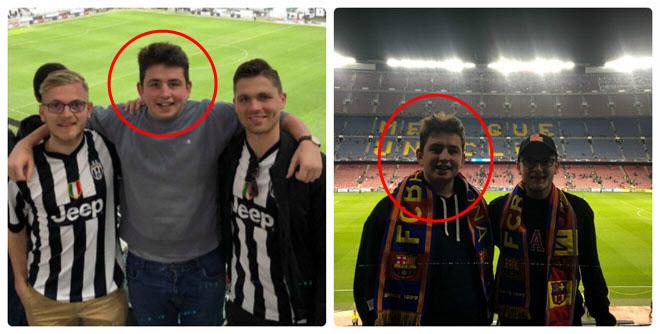 """CĐV """"ám quẻ"""" Ronaldo - Messi chấn thương: Hứa giúp MU hạ Barca cúp C1 - 1"""