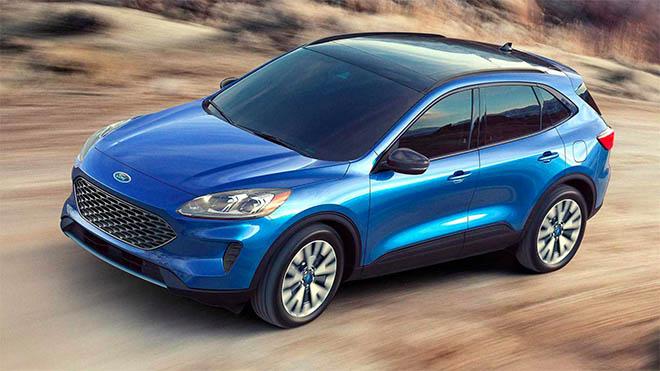 Xe Ford Escape 2020 chính thức ra mắt với nhiều thay đổi bức phá - 1