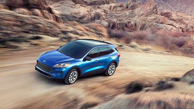 Xe Ford Escape 2020 chính thức ra mắt với nhiều thay đổi bức phá - 9