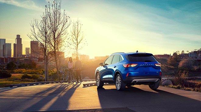 Xe Ford Escape 2020 chính thức ra mắt với nhiều thay đổi bức phá - 2