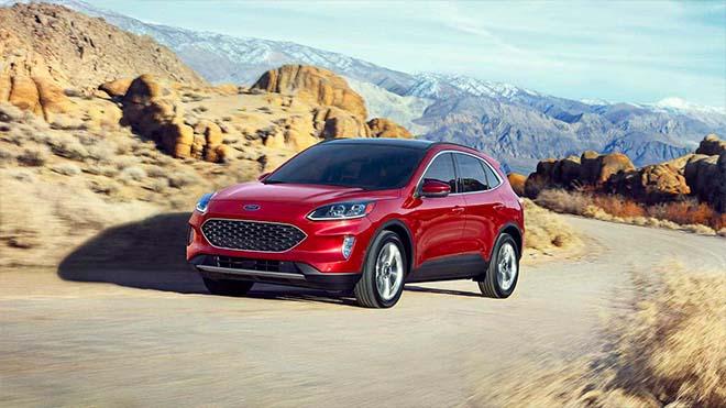 Xe Ford Escape 2020 chính thức ra mắt với nhiều thay đổi bức phá - 3