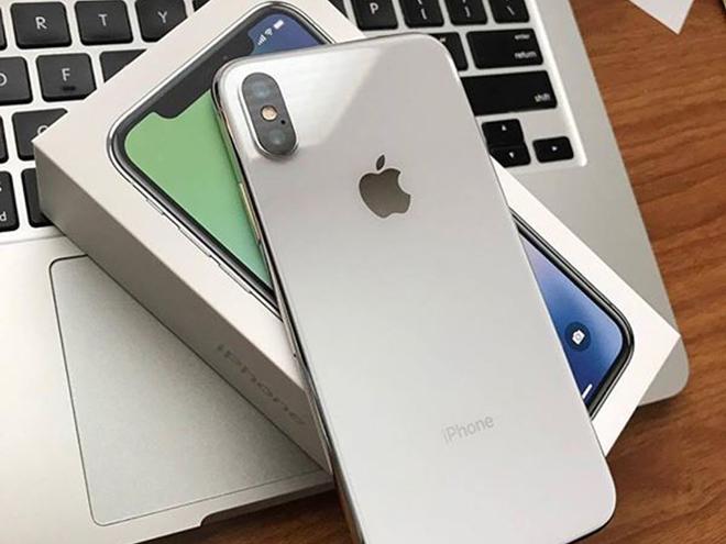 iPhone X tân trang lại đang được bán với giá cực hấp dẫn - 1