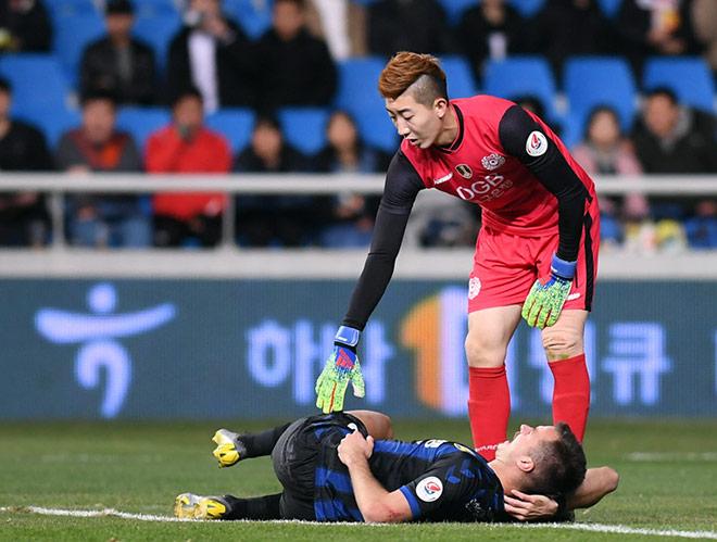 Công Phượng nói gì khi cơ hội đá chính ở Incheon United rộng mở? - 1