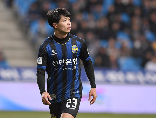 Công Phượng nói gì khi cơ hội đá chính ở Incheon United rộng mở? - 2