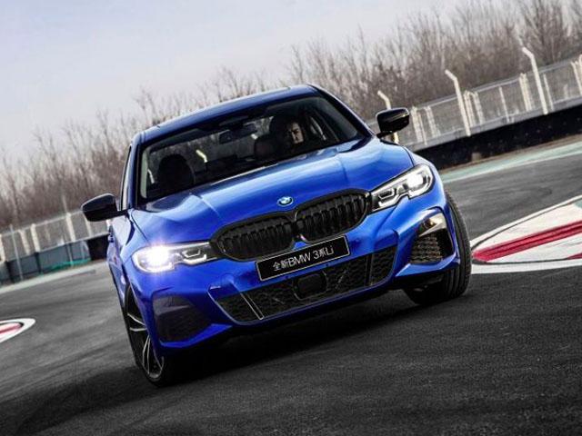 Chờ đón sự ra mắt của BMW 3 Series Li thế hệ mới nhất tại Triển lãm ô tô Thượng Hải