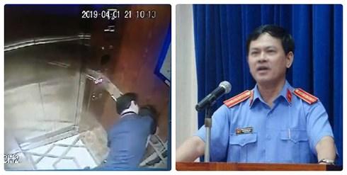 Ông Nguyễn Hữu Linh tiếp tục phủ nhận hành vi sàm sỡ bé gái trong thang máy - 2
