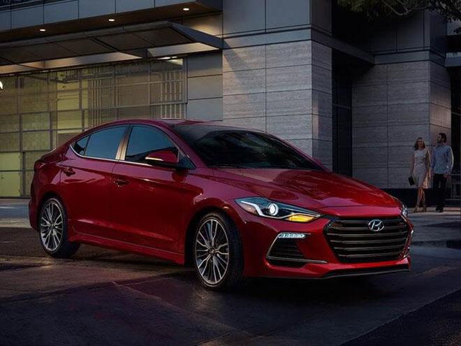 Giá lăn bánh xe Hyundai Elantra 2019 mới nhất tại đại lý - 9