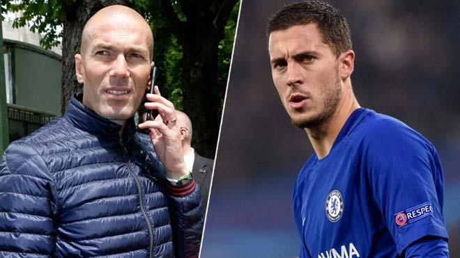 """""""Bom tấn"""" Hazard đến Real chỉ còn tính bằng ngày: Hợp đồng 6 năm trao tay - 1"""