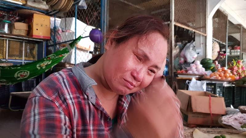 Vụ đâm chết người vì bị nhắc vượt đèn vàng: Nước mắt khổ đau - 3