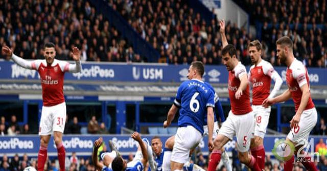 Everton - Arsenal: Đòn phủ đầu choáng váng (H1)