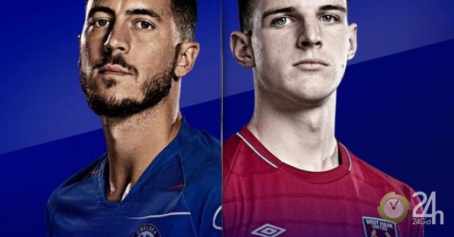 Chelsea – West Ham: Đè mặt MU – Arsenal, top 3 vẫy gọi