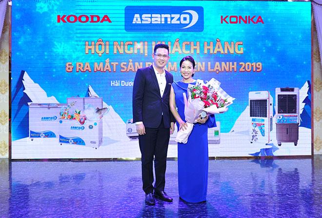Asanzo tổ chức hội nghị khách hàng thứ 20, công bố mục tiêu chinh phục thị trường điện lạnh Việt năm 2019 - 4