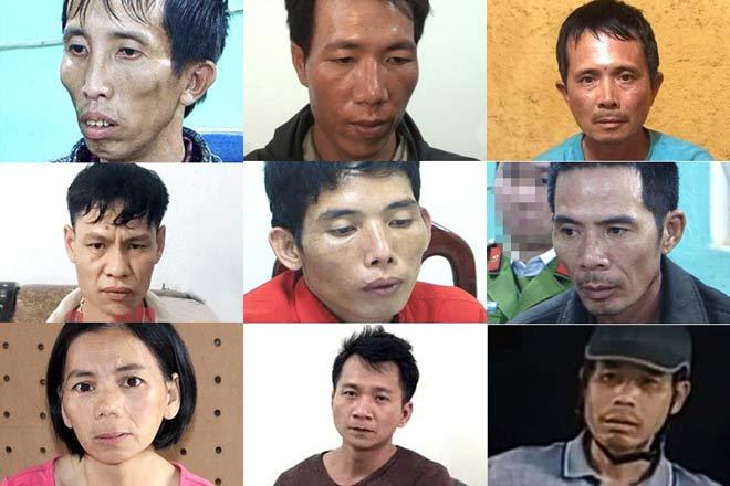 """Vụ nữ sinh ship gà bị giết: Vì Văn Toán """"kết nối"""" Vương Văn Hùng gặp Bùi Văn Công - 1"""