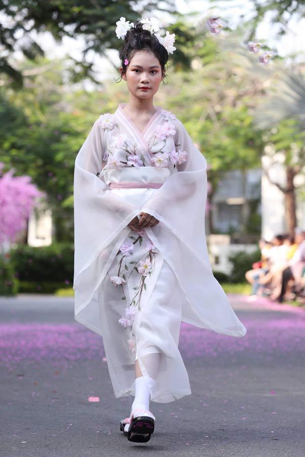 Cảm hứng Nhật Bản tại tuần lễ thời trang trẻ em Việt Nam - 1