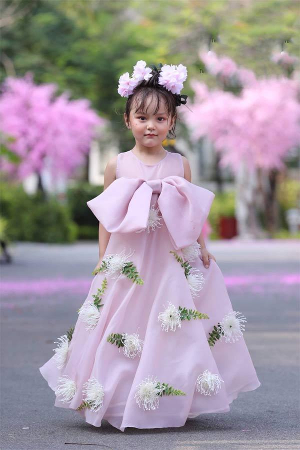 Cảm hứng Nhật Bản tại tuần lễ thời trang trẻ em Việt Nam - 9