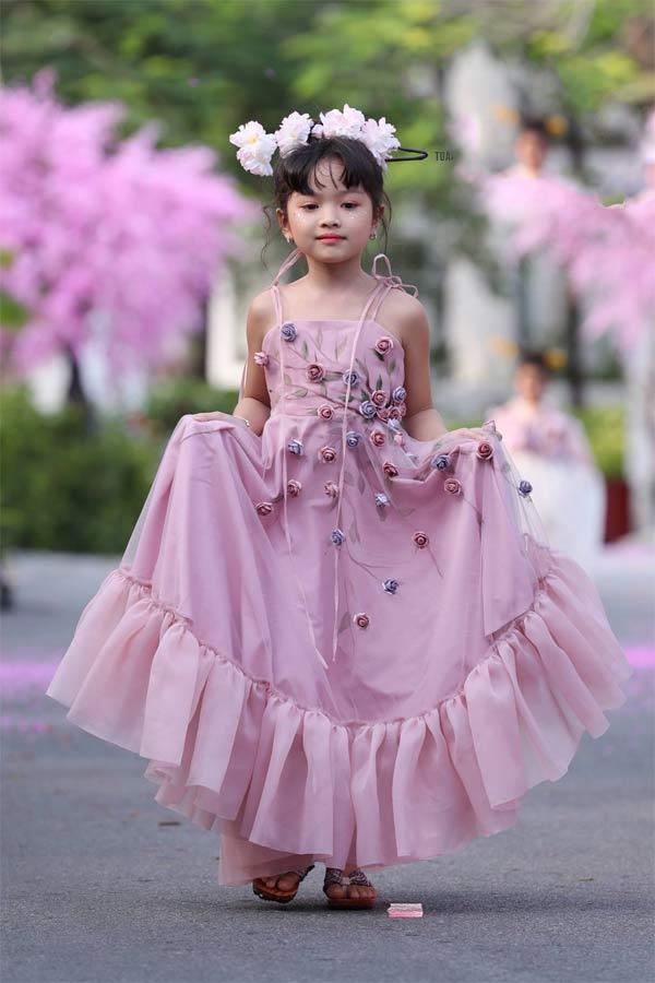Cảm hứng Nhật Bản tại tuần lễ thời trang trẻ em Việt Nam - 7