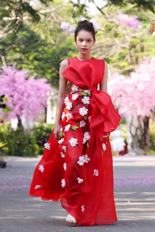 Cảm hứng Nhật Bản tại tuần lễ thời trang trẻ em Việt Nam - 2