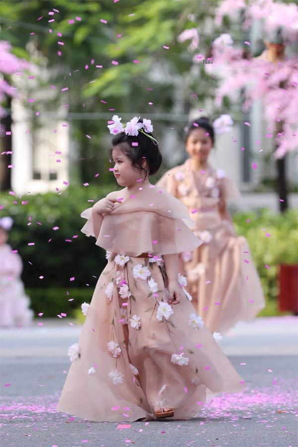 Cảm hứng Nhật Bản tại tuần lễ thời trang trẻ em Việt Nam - 8