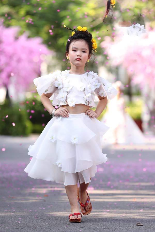 Cảm hứng Nhật Bản tại tuần lễ thời trang trẻ em Việt Nam - 4