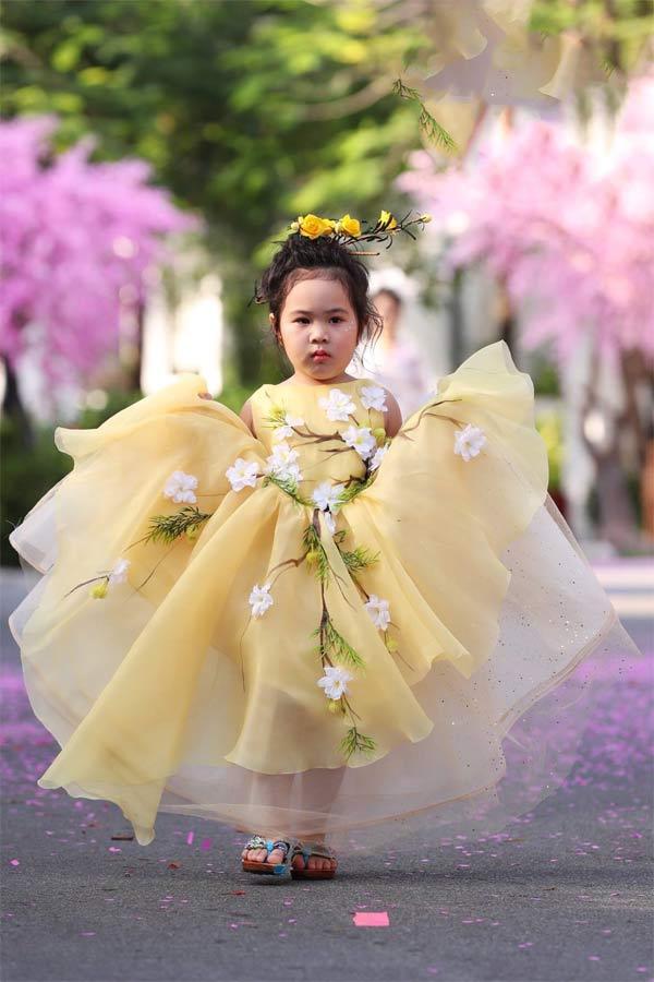 Cảm hứng Nhật Bản tại tuần lễ thời trang trẻ em Việt Nam - 5