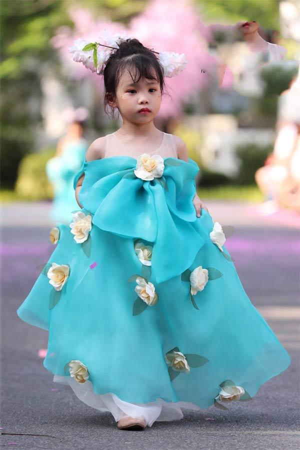 Cảm hứng Nhật Bản tại tuần lễ thời trang trẻ em Việt Nam - 6