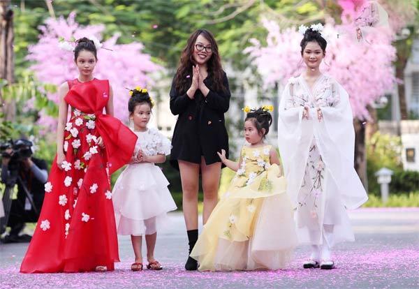 Cảm hứng Nhật Bản tại tuần lễ thời trang trẻ em Việt Nam - 10