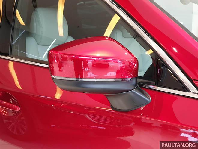 Mazda CX-8 rục rịch về Việt Nam trong tháng 6/2019, chuẩn bị đấu với Honda CR-V - 11