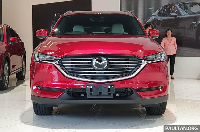 Mazda CX-8 rục rịch về Việt Nam trong tháng 6/2019, chuẩn bị đấu với Honda CR-V - 1