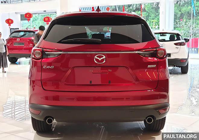Mazda CX-8 rục rịch về Việt Nam trong tháng 6/2019, chuẩn bị đấu với Honda CR-V - 3