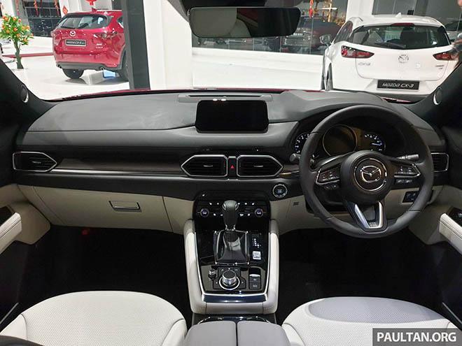 Mazda CX-8 rục rịch về Việt Nam trong tháng 6/2019, chuẩn bị đấu với Honda CR-V - 13