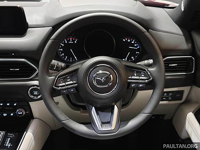 Mazda CX-8 rục rịch về Việt Nam trong tháng 6/2019, chuẩn bị đấu với Honda CR-V - 14