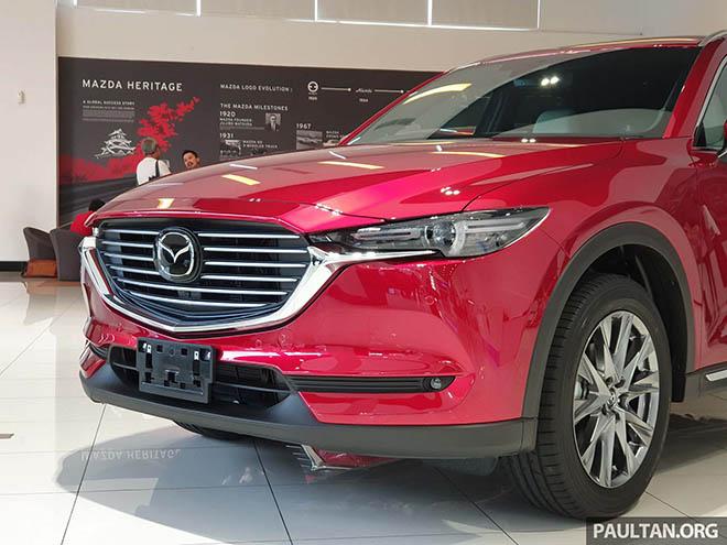 Mazda CX-8 rục rịch về Việt Nam trong tháng 6/2019, chuẩn bị đấu với Honda CR-V - 2