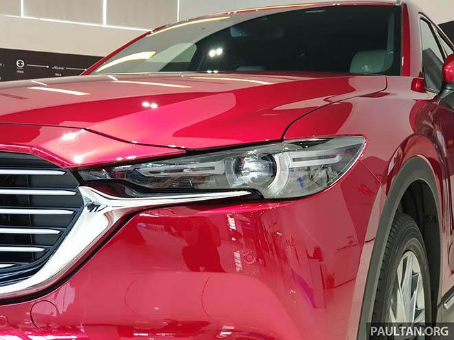 Mazda CX-8 rục rịch về Việt Nam trong tháng 6/2019, chuẩn bị đấu với Honda CR-V - 9