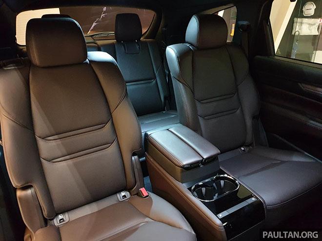 Mazda CX-8 rục rịch về Việt Nam trong tháng 6/2019, chuẩn bị đấu với Honda CR-V - 4