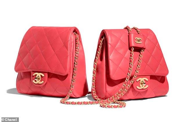 Chanel lăng xê xu hướng túi theo cặp gây sốt - 2