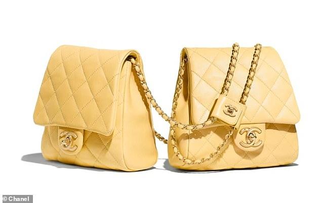 Chanel lăng xê xu hướng túi theo cặp gây sốt - 3