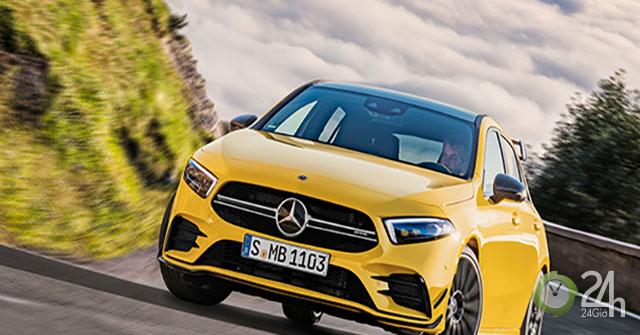 Đón chờ sự ra mắt của Mercedes-AMG CLA 35 tại triển lãm oto New York tháng 04/2019