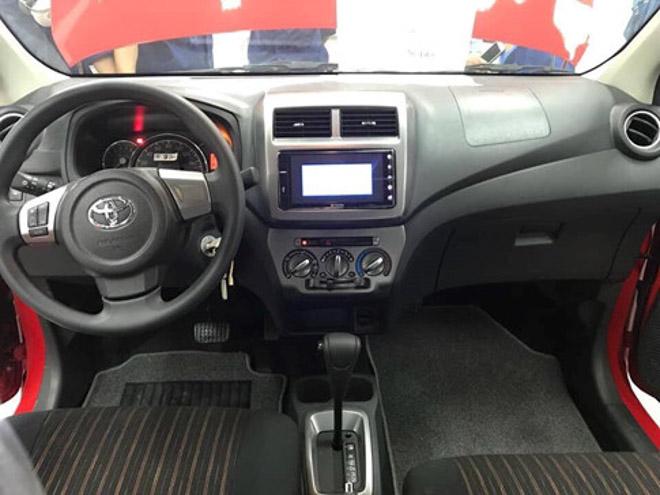 Giá xe Toyota Wigo 2019 mới nhất - Mẫu hatchback được nhiều khách hàng lựa chọn - 4