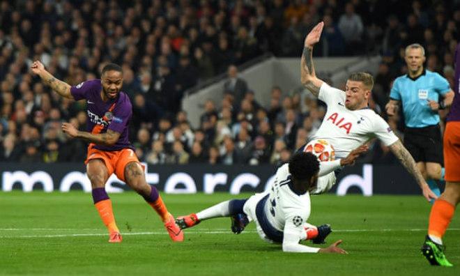 Tottenham - Man City: Penalty hỏng ăn & đòn trừng phạt phút 78 - 1