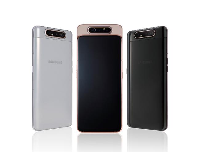 CHÍNH THỨC: Ra mắt Galaxy A80 với RAM 8GB, camera 48MP - 4