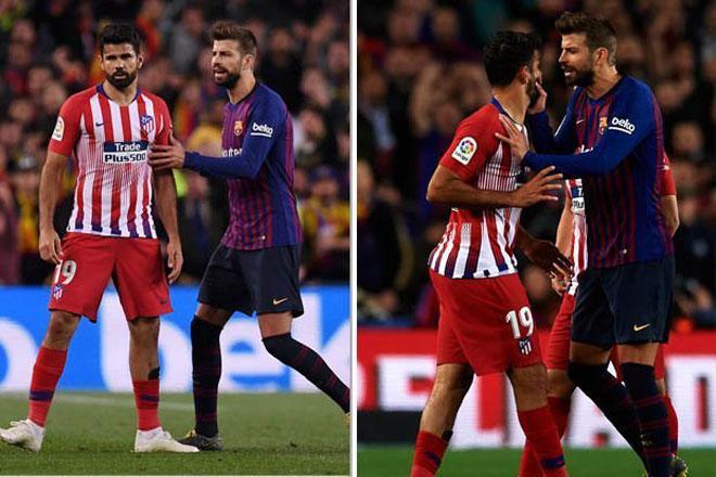 Diego Costa phát điên chửi trọng tài: Liga mạnh tay, ngỡ ngàng án phạt - 2