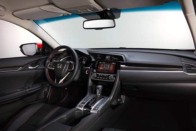 Honda Việt Nam chính thức ra mắt và công bố giá bán lẻ đề xuất Honda Civic 2019 - 9