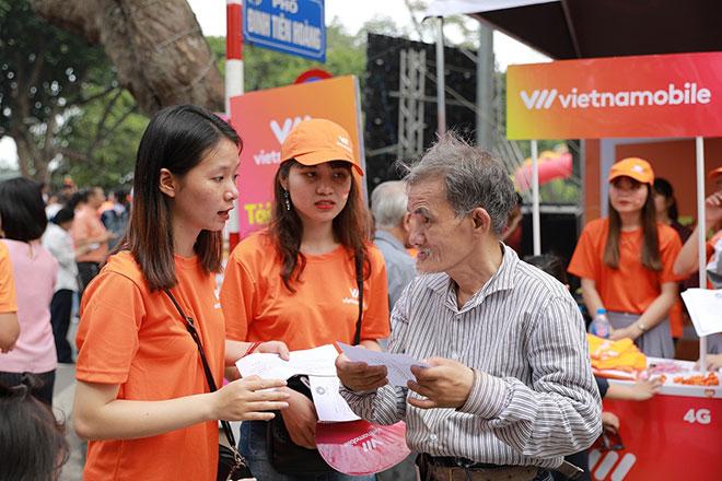 Nhà mạng Vietnamobile khởi động chương trình tích điểm tri ân khách hàng - 1