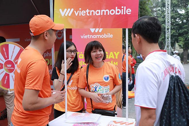 Nhà mạng Vietnamobile khởi động chương trình tích điểm tri ân khách hàng - 2