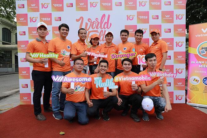 Nhà mạng Vietnamobile khởi động chương trình tích điểm tri ân khách hàng - 5