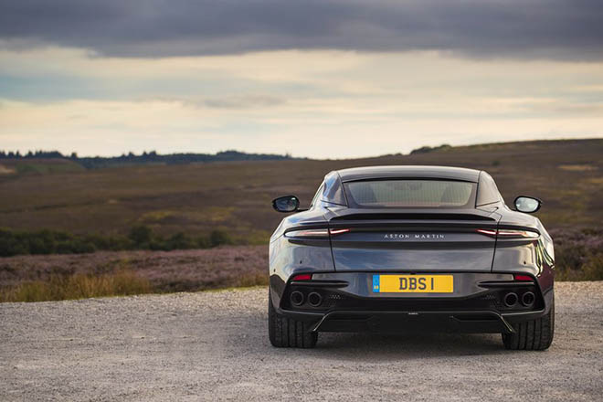 Siêu phẩm Aston Martin DBS Superleggera 2019 sắp chào sân các đại gia Việt - 4