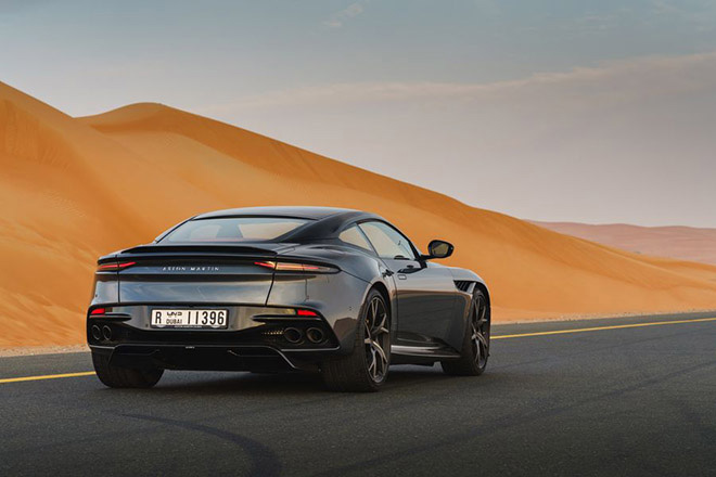 Siêu phẩm Aston Martin DBS Superleggera 2019 sắp chào sân các đại gia Việt - 10